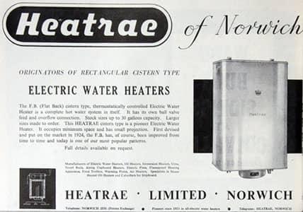 Heatrae of Norwich article