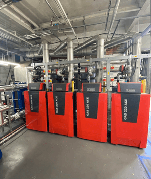 Picture of Remeha boilers