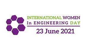International Women in Engineering Day logo